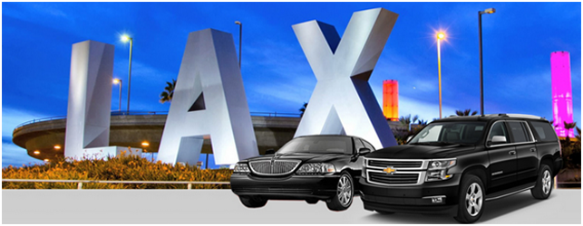 lax town car service